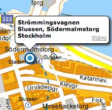 Strömmingsvagnen vid Slussen, Stockholm