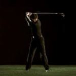 Tiger Woods golf swing in slow motion