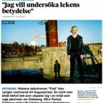 80-talisternas Carolina Fredriksson vill bygga en bättre värld