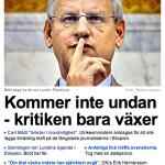 Lundin Oil + Carl Bildt = fängslade journalister får ingen hjälp?