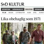 """Trailer: Straw dogs –  Alexander Skarsgård är """"bad guy"""""""