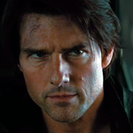 Tom Cruise in Mission Impossible – Ghost Protocol