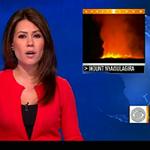 Nyamuragira volcano in Congo erupts