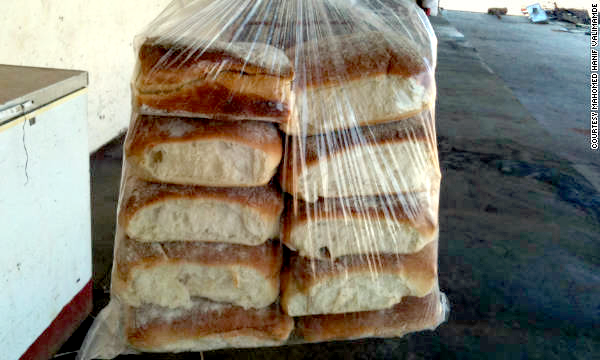 Bin Laden bread