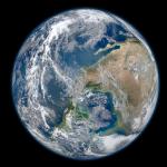 Blue Marble 2012 NASA