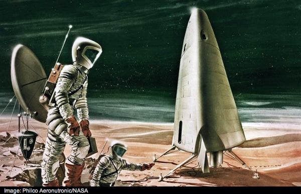 NASA goes to Mars