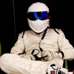 Stig Björne om The Stig i Top Gear