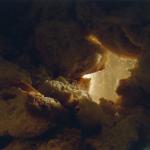Nebulosor, mikroskopbilder eller terräng? Nej mat!