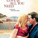"Susanne Biers ""Love Is All You Need"" med Pierce Brosnan"