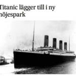Titanic, Paramount Pictures