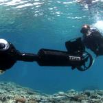 Google Street View under vatten